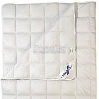 "Одеяло шерстяное Billerbeck ""Камелия"" 155х215 см (0101-04/05) Белое"