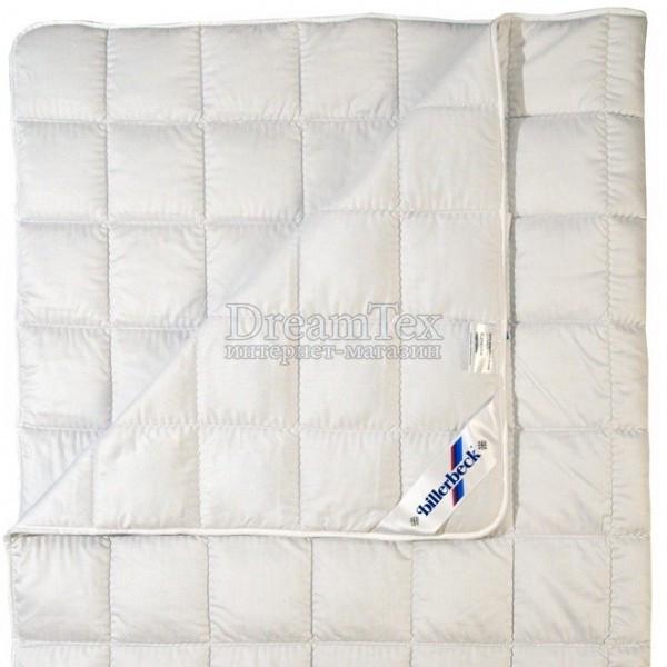 "Одеяло шерстяное Billerbeck ""Камелия"" 200х220 см (0101-04/03) Белое"