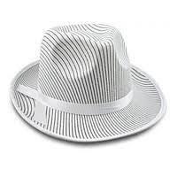 Шляпа мужская Мафия (белая).