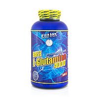 Глютамин FITMAX BASE L-GLUTAMINE 4000 500 Г