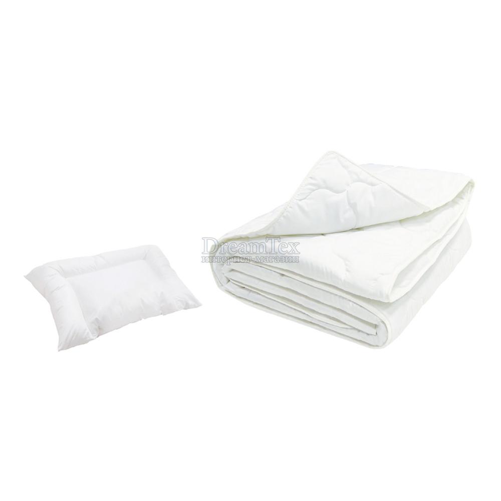 """Комплект детский одеяло Matroluxe """"Kitty"""" 110х140 см + подушка 30х50 см"""