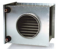 Нагреватель водяной 2-х рядный Lessar LV-HDCW100-2