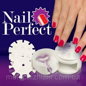 Набор для дизайна ногтей  «The Nail Perfect Kit»+ наклейки для ногтей! (Арт. 8998), фото 3