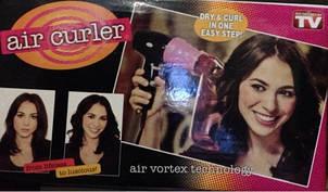 Насадка для фена AIR CURLER для завивки кудрей (Арт. f199), фото 2