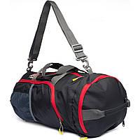 Спортивная сумка-рюкзак IGRU Sport Supremacy 220 Extended Hybrid Edition
