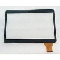 Сенсор тачскрин RoverPad ТЕSLА 10.1 черный