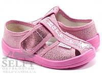 Маша 24-30 розовая, Barbie тапочки ортопедические