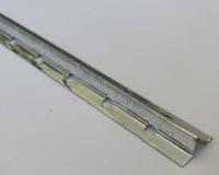 Рейка маячная стальная оцинкованная 2.5м W 10*21