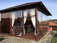 Мягкие окна,шторы пвх,тенты для беседок,террас,веранд из прозрачной плёнки ПВХ