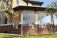 Мягкие окна,шторы из прозрачной плёнки ПВХ