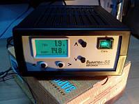 Зарядно-предпусковое устройство ВЫМПЕЛ-55 с жидко кристаллическим дисплеем, фото 1