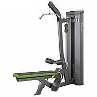 Комбинированный Блок для мышц спины (Верхняя и нижняя тяга) INTER ATLETIKA X-LINE XR118