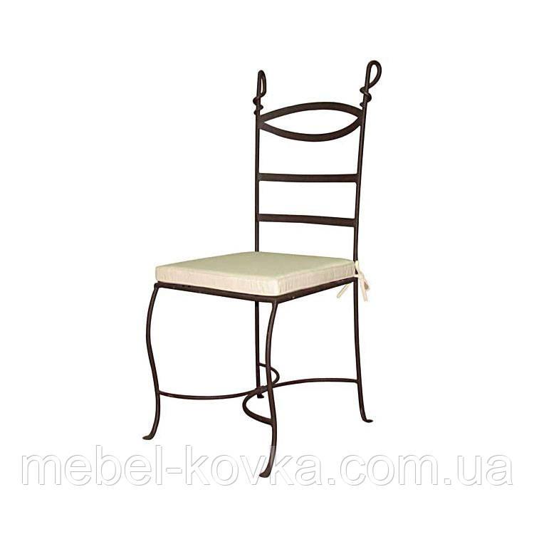Кованый стул для кухни 2