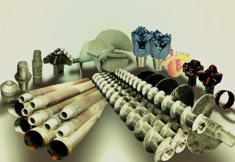 Буровое оборудование Bauer и др.- запчасти, комплектующие, цена, купить в Киеве — Prom.ua (ID#3946249)