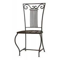 Металлический  стул 10