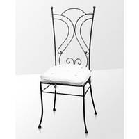 Металлический  стул для ресторанов и кафе 11