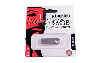 "Флешка Kingston 16GB DataTraveler SE9 DTSE9H/16GBZ ""Оригинал"""
