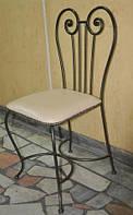 Кованый стул для кухни 16