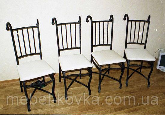 Металлический стул для кафе и бара 17