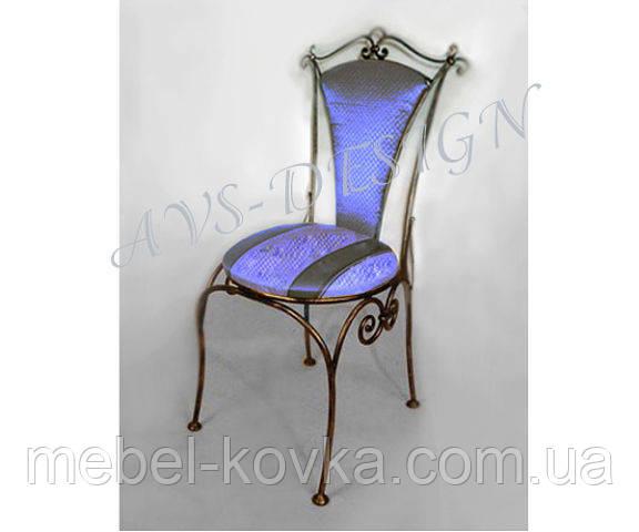 Кованый стул для кухни 19