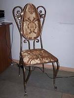 Металлический стул для кафе 21