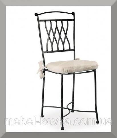 Кованый стул для кухни 22