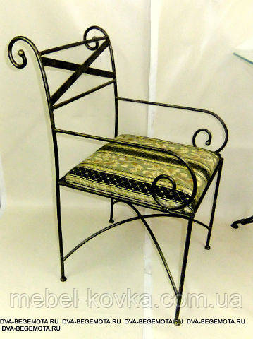 Металлический стул для ресторана 24