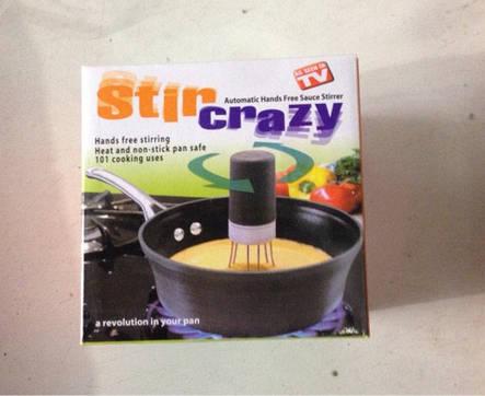 Миксер-венчик ручной для соусов Stir Crazy Стир Крейзи, фото 2