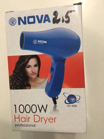 Фен для волос NOVA NV-838, фото 2