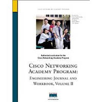 Lorenz J. Cisco Networking Acadamy Program: Engineering Journal and Workbook, Vol.1,2