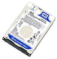 "Жесткий диск для ноутбука 2.5"" 500Gb Western Digital Blue, SATA2, 8Mb, 5400 rpm (WD5000LPVT) (Ref)"