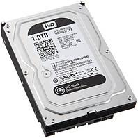 Жесткий диск для компьютера 1Tb Western Digital Black, SATA3, 64Mb, 7200 rpm (WD1003FZEX) (Ref)