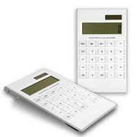 Белый електронный калькулятор для офиса Kenko 2235/2285