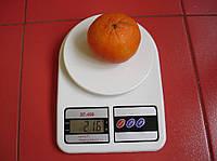 Кухонные весы до 5 кг (SF-400) с батарейками