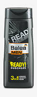 Balea MEN Ready! 3in1 Duschgel - Гель для душа 3в1