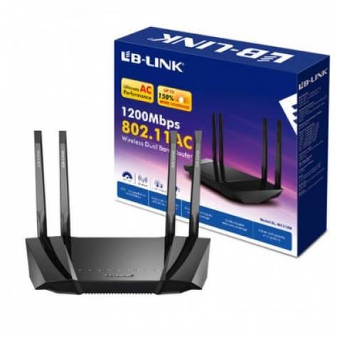 Роутер wifi двухдиапазонный LB-LINK BL-W1210M, фото 2