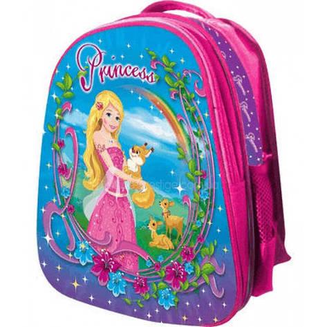 Школьный рюкзак ранец Princess 39*30*18 см., фото 2