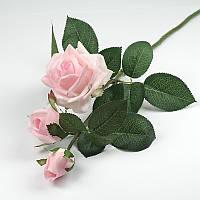 Садовая роза - исскуственные цветы нового поколения
