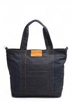 Джинсовая сумка POOLPARTY Синий pool6-jeans