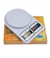 Весы кухонные SF-400 до 5 кг