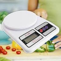 Весы кухонные SF 400 от 1г до 5 кг, торговые весы