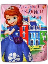 Покрывало для девочек Disney 120*140 см Disney.