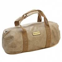 Большая сумка для спорта CM0046-12 Кофейный