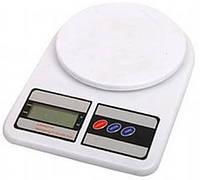 Удобные весы кухонные электронные SF-400  до 5 кг, точность 1 г