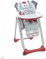 Крісло для годування Chicco Polly 2 Start Baby Elephant