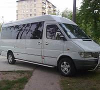 Аренда микроавтобуса Мерседес спринтер на 18 мест