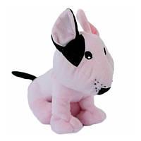 Мягкая игрушка Собачка Бультерьер Tigres, 19 см СО-0105 ТМ: Tigres
