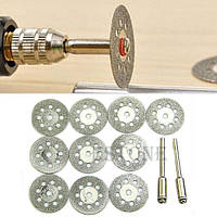 22мм Алмазные абразивные отрезные круги DREMEL гравер