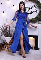 Платье в пол в расцветках 31210