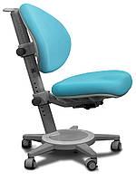 Детское ортопедическое кресло Mealux Cambridge Y-410 (Голубое)